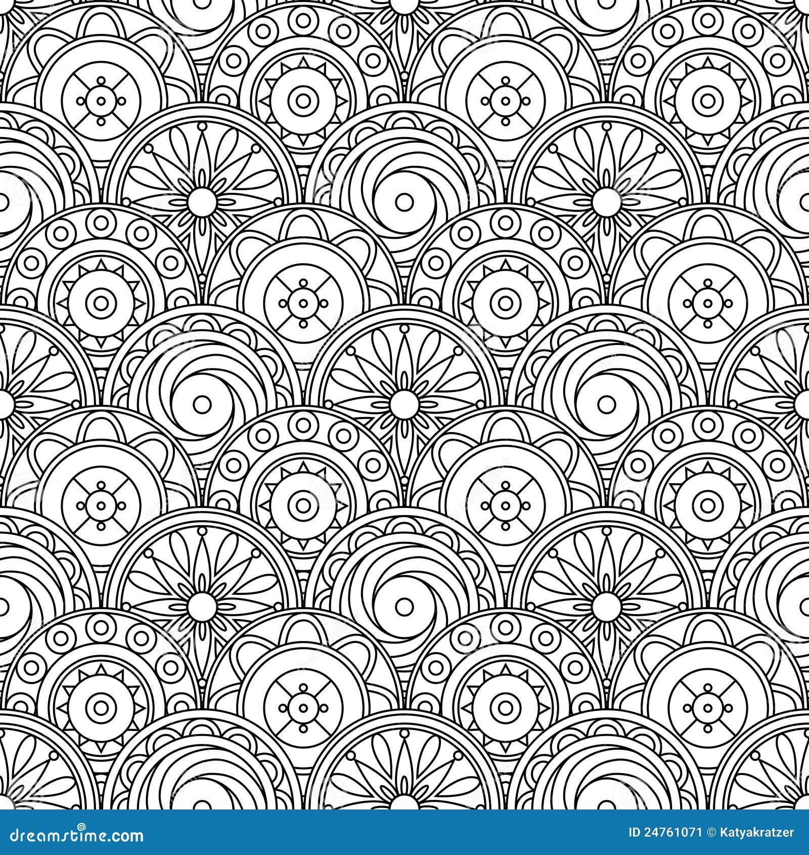 ornate tile 24761071