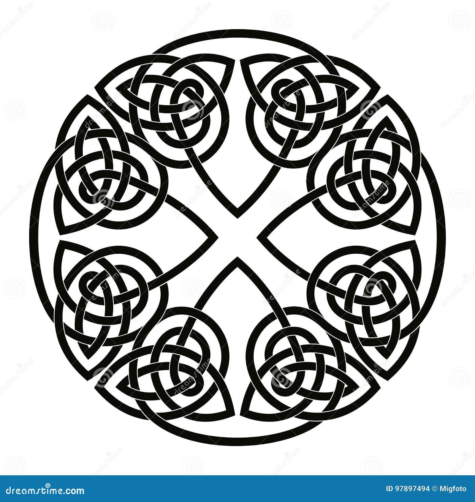 Ornements nationaux celtiques
