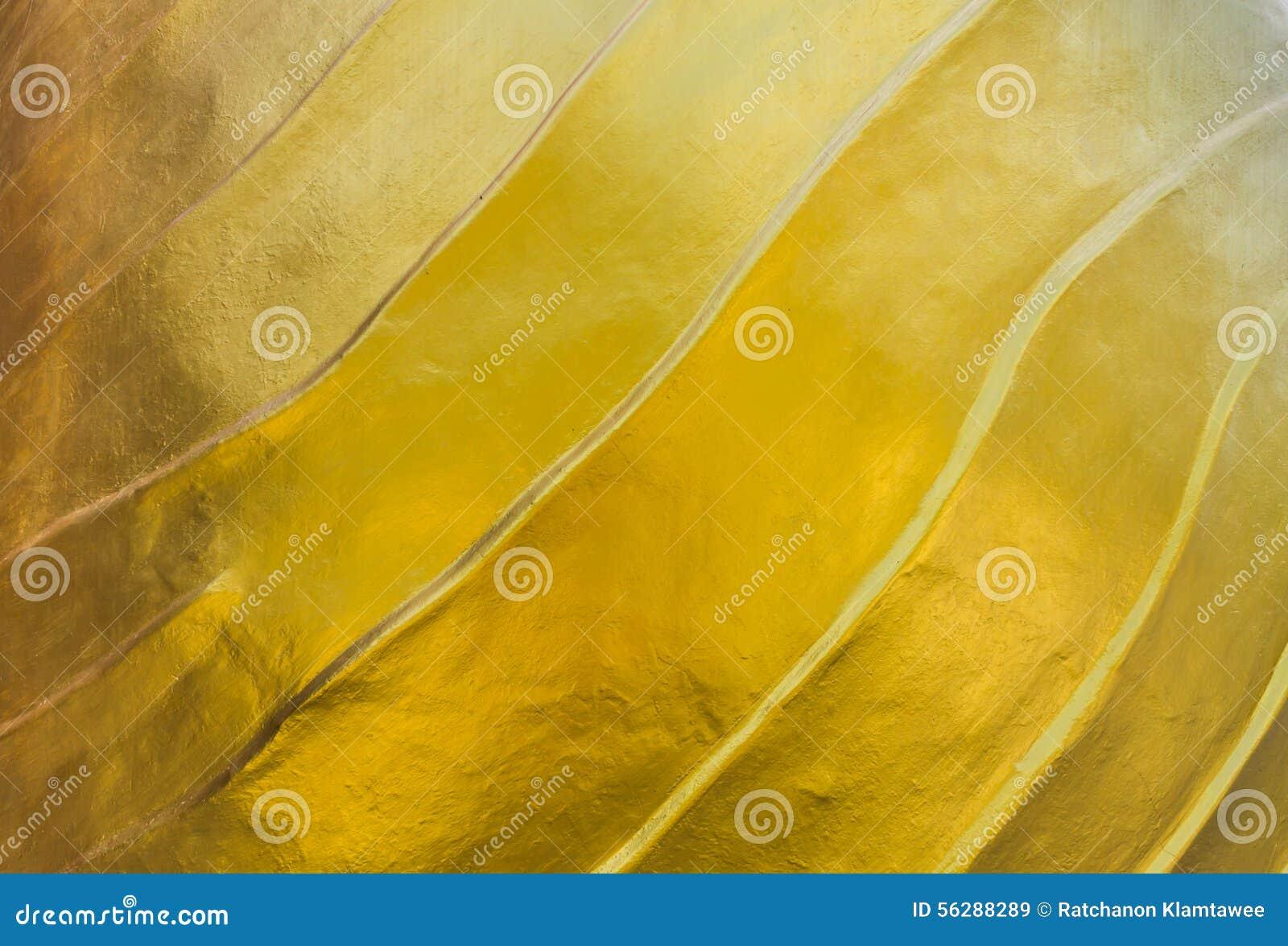 Oro di colore del modello