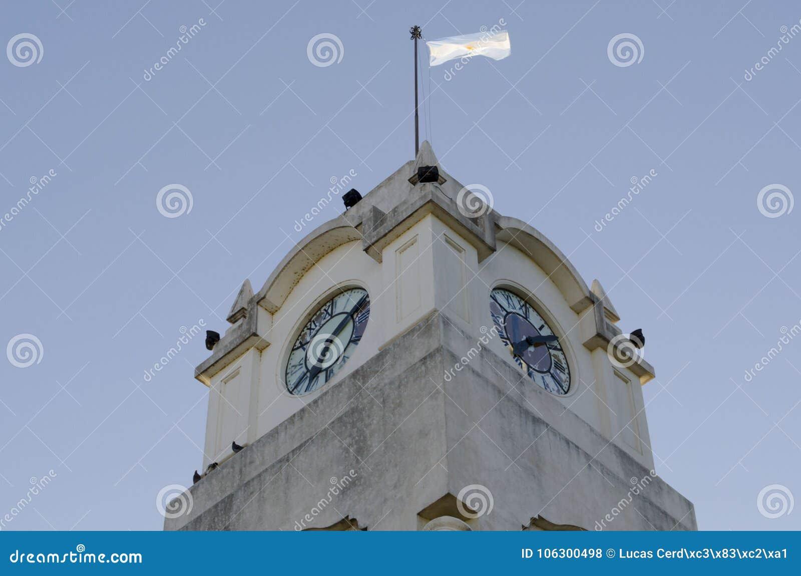 Orologi di EL Tajamar in Alta Gracia, Argentina