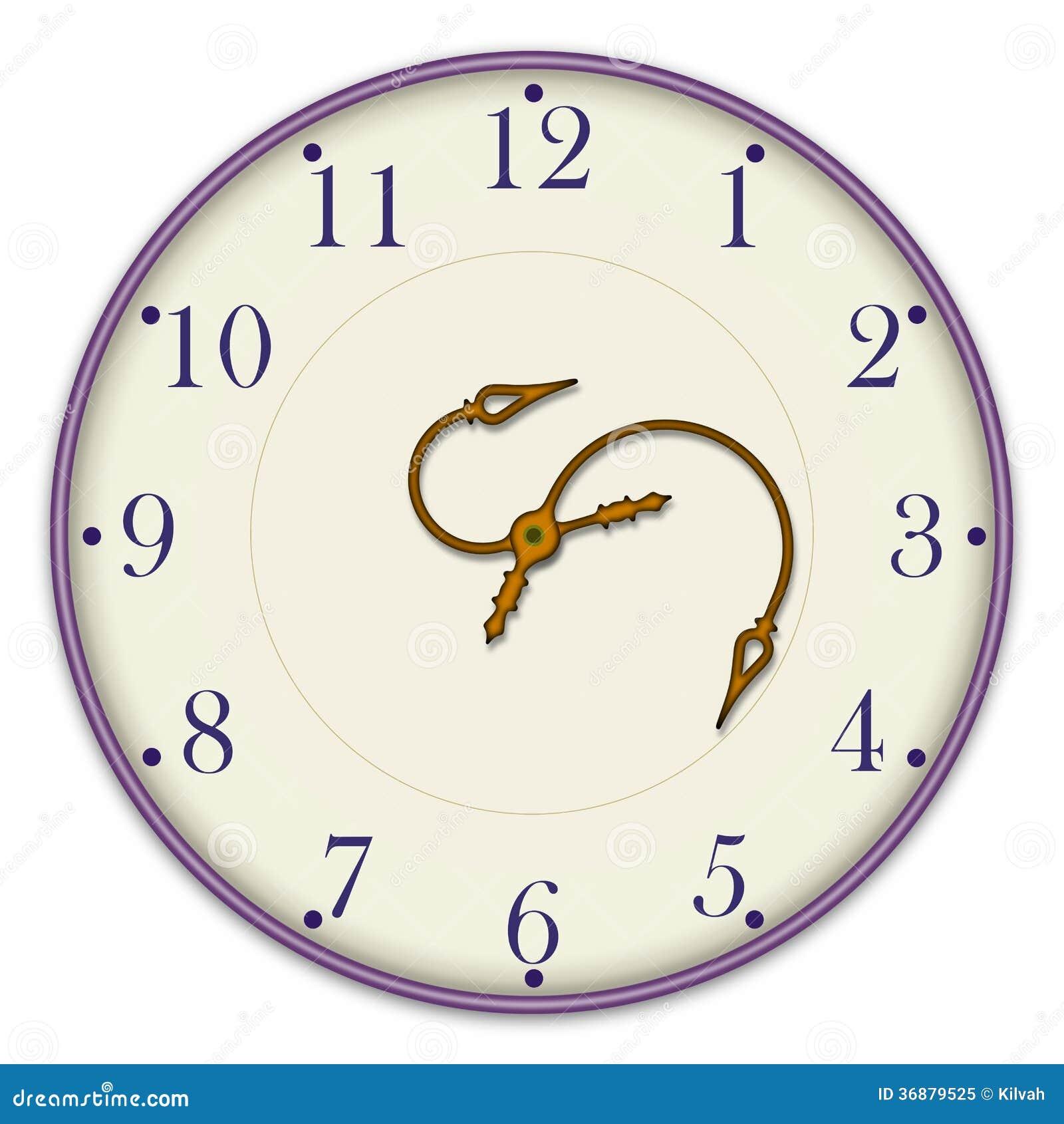 Download Orologio immagine stock. Immagine di modello, faccia - 36879525