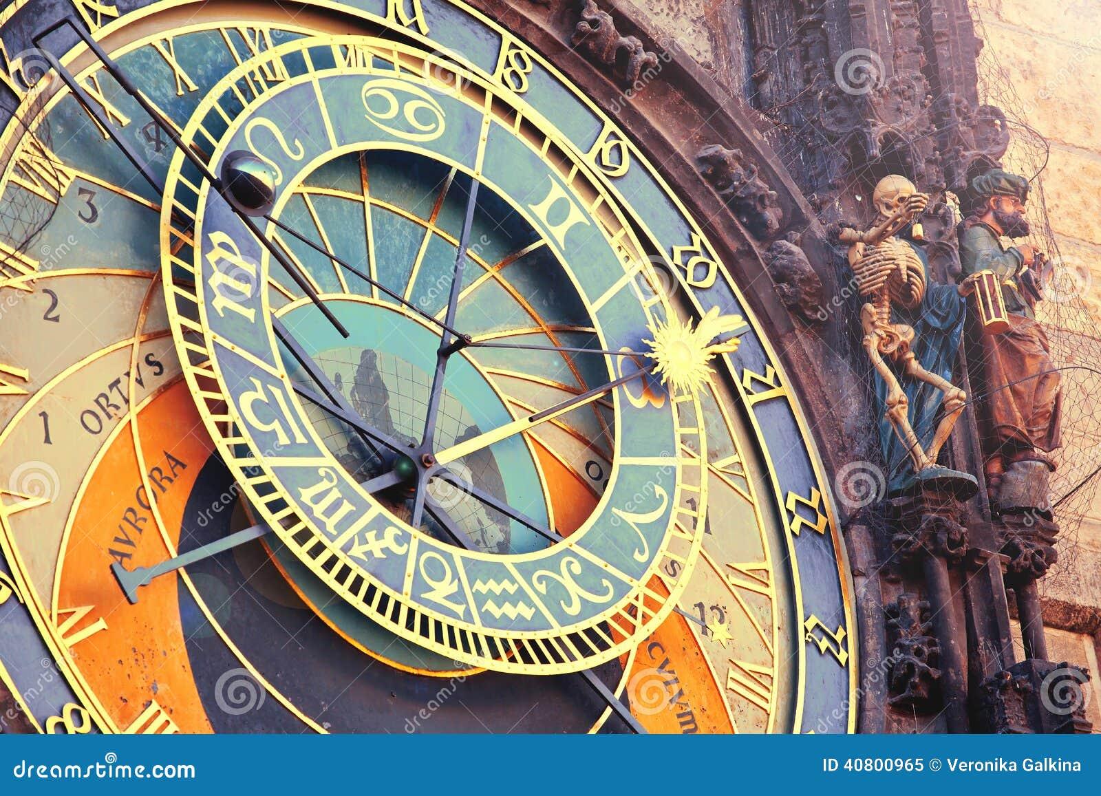 Orologio astronomico a Praga