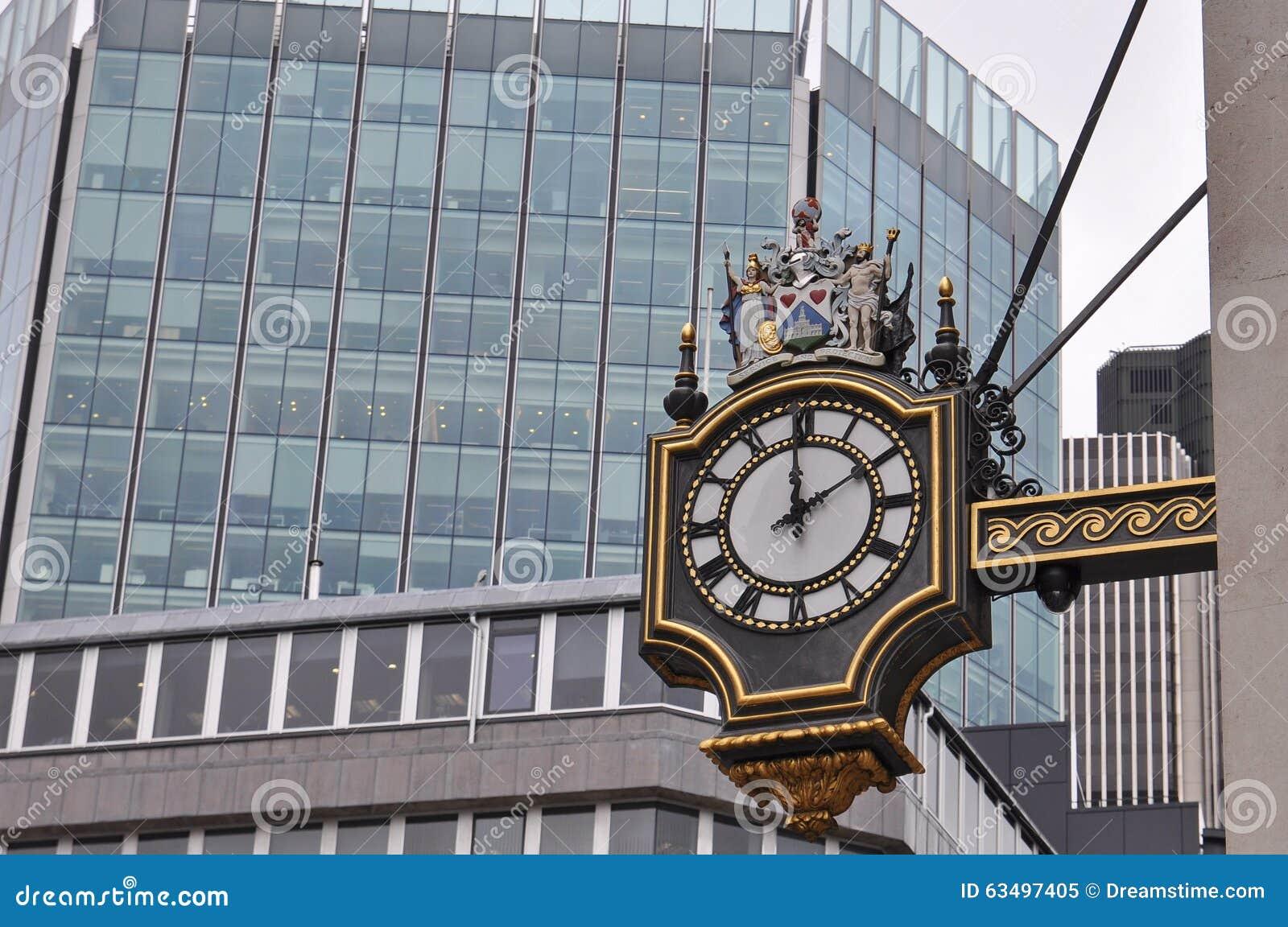 Orologio della via Londra