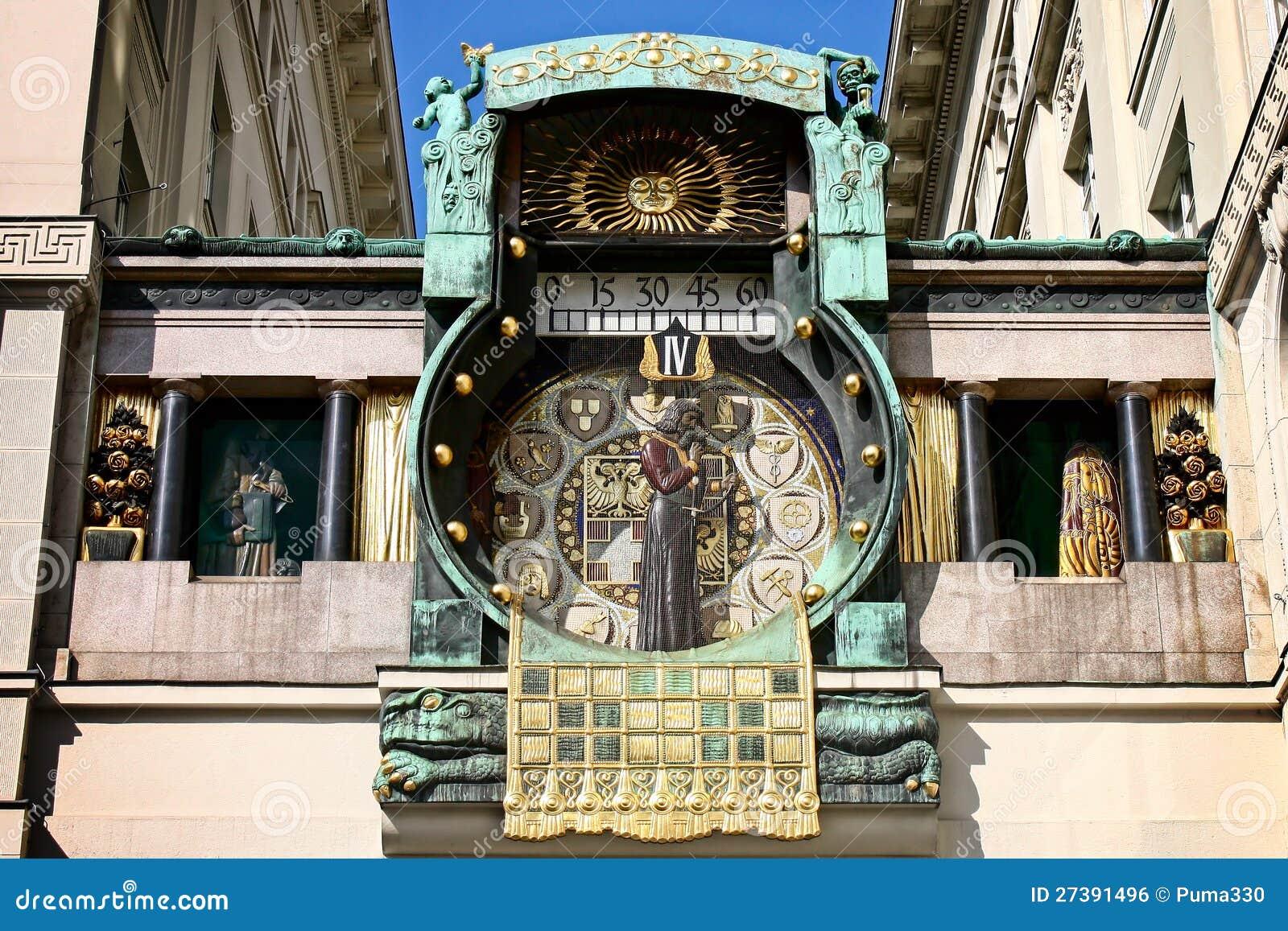 orologio di vienna