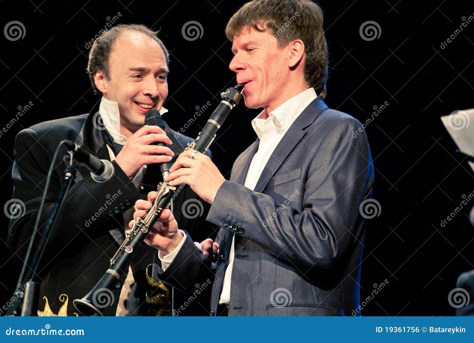 Orquestra de Khoronko em Sevastopol, Ucrânia