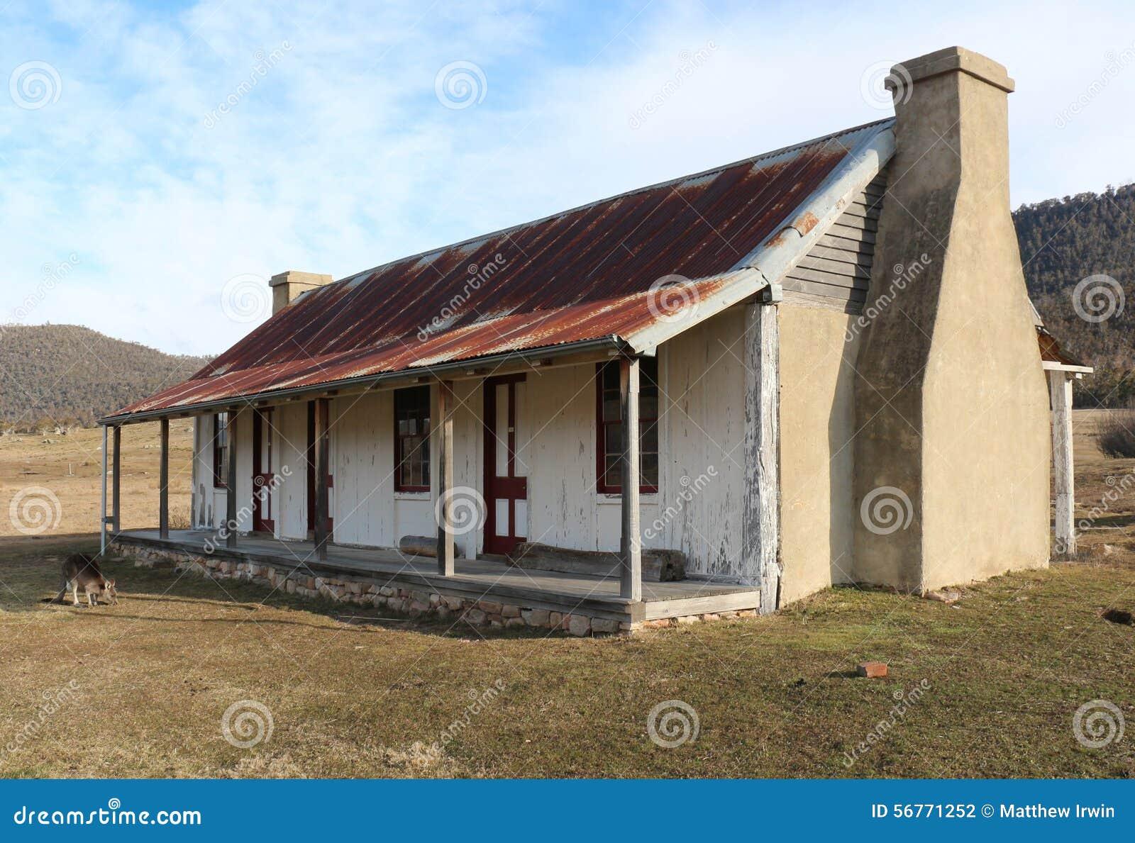 Orroral Homestead