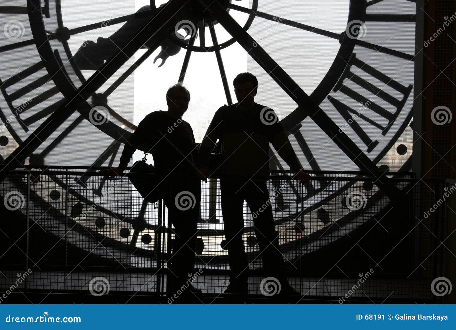 Orsay时钟的博物馆