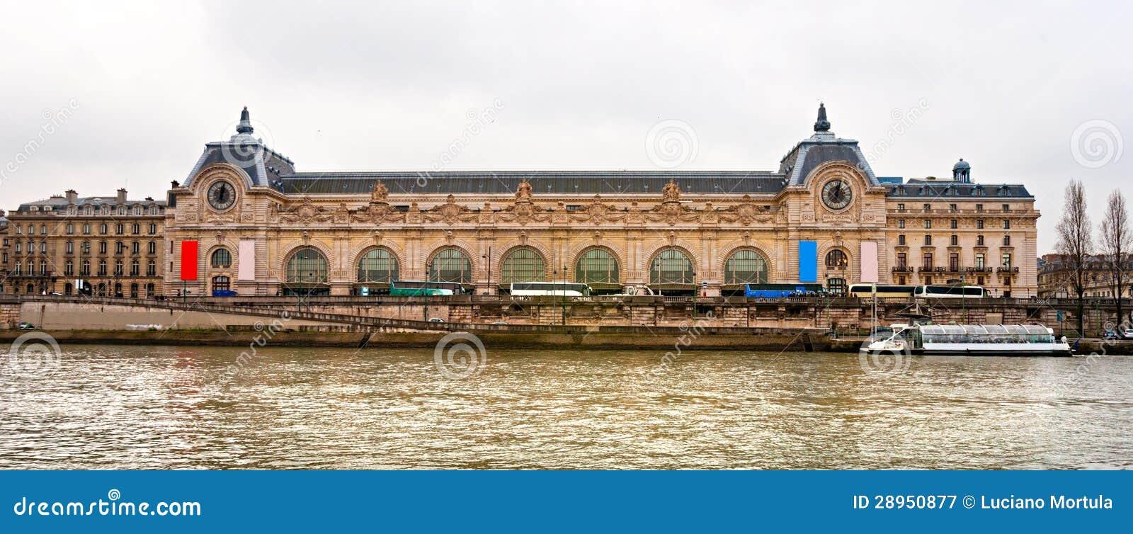 Orsay muzeum, Paryż.
