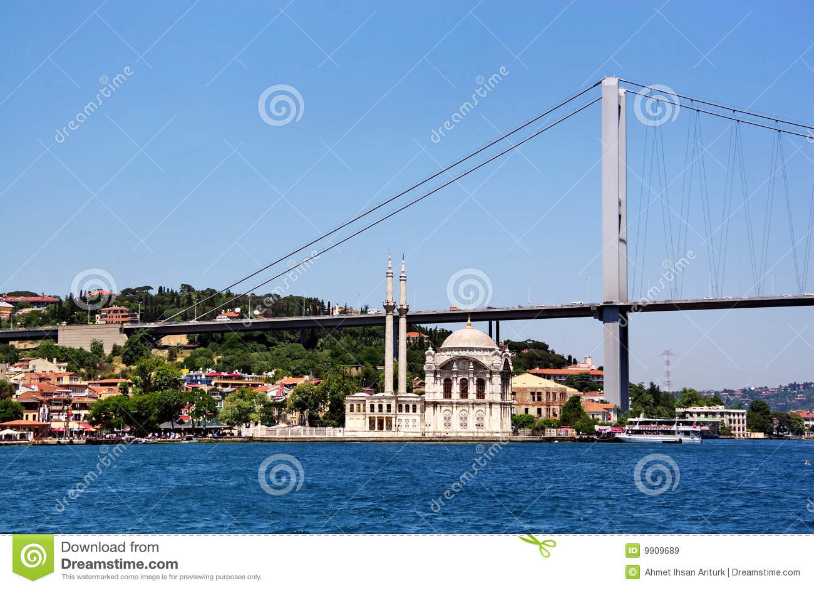 Ortakoy, Costantinopoli