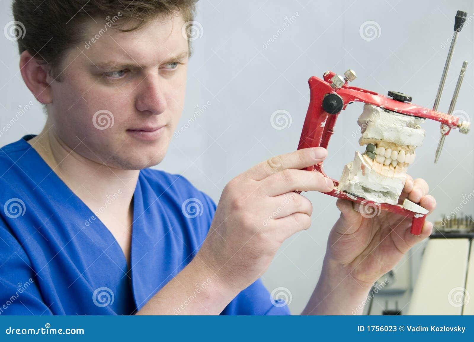 prosthetics doctor