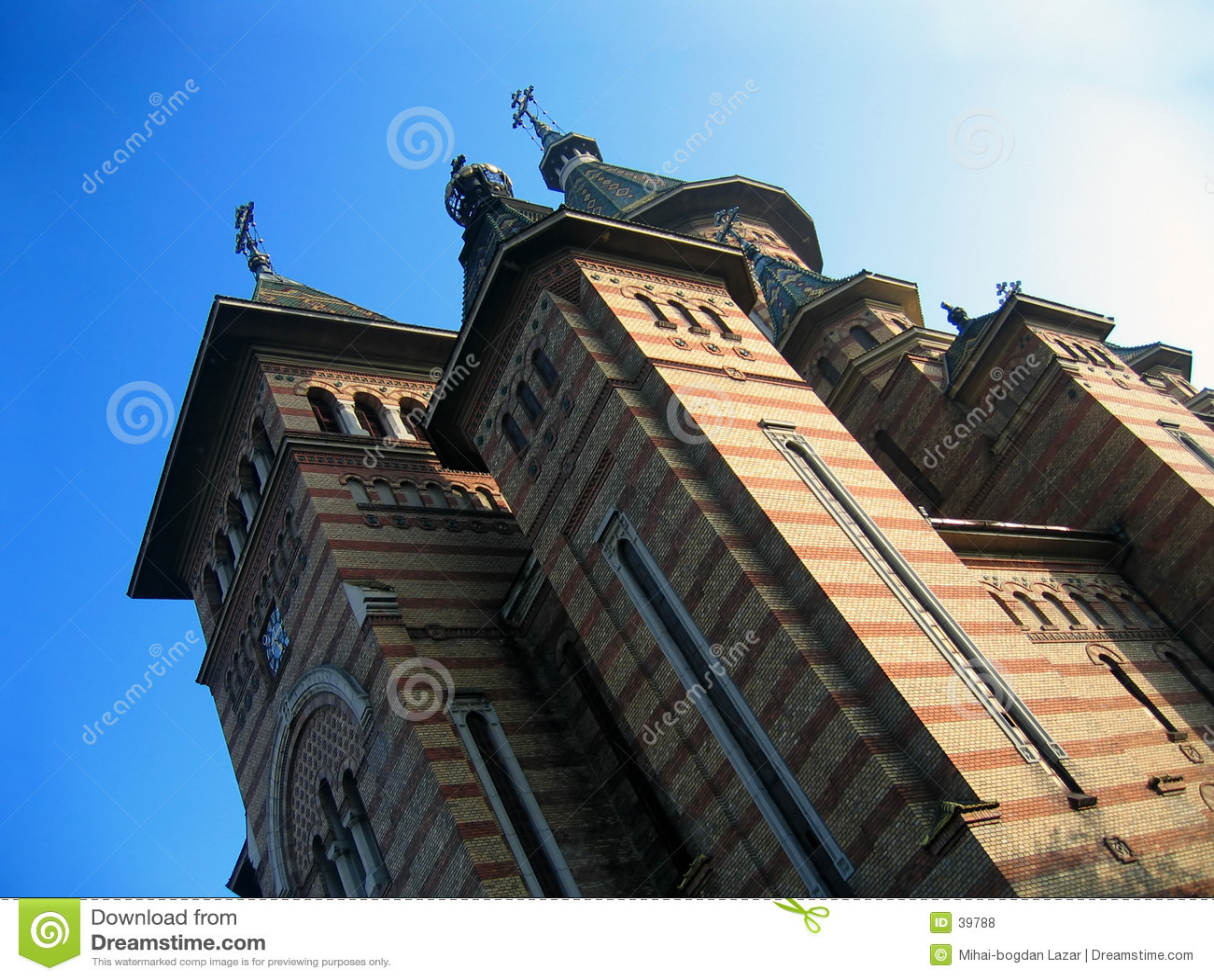 Orthodoxe Kathedraal van Timisoara