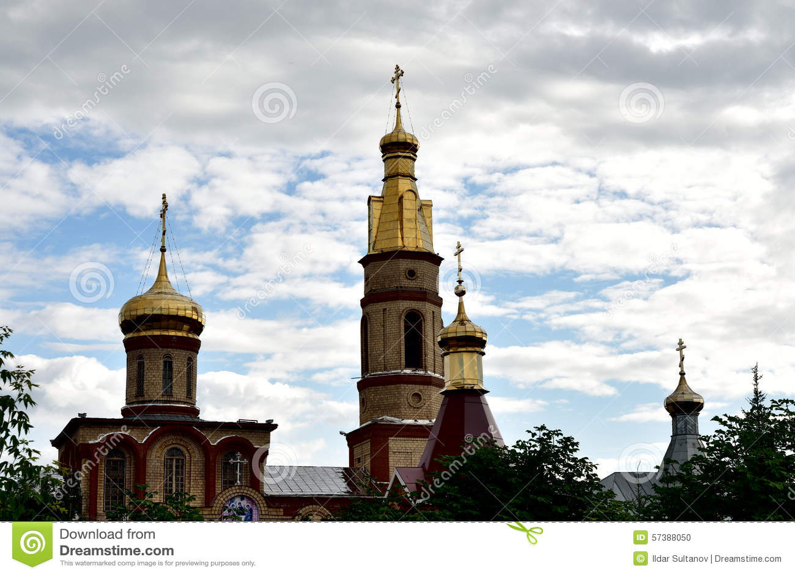 Orthodoxe moderne Kerk