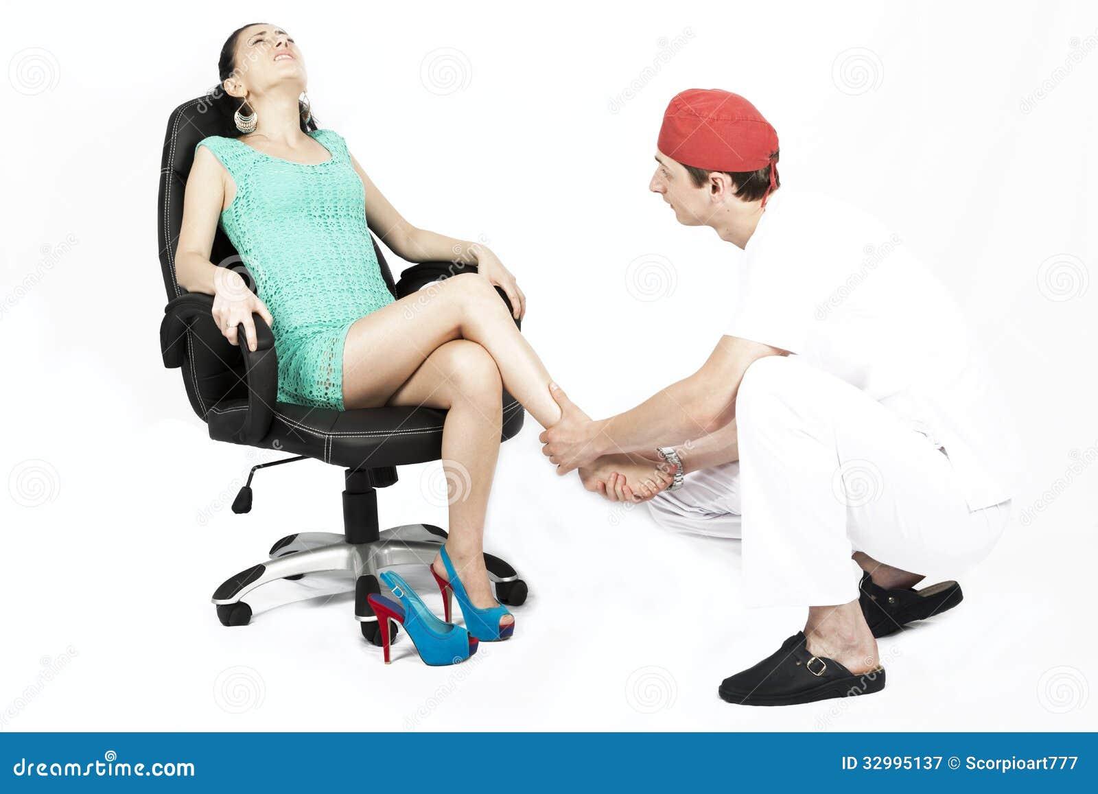 High Heels Sexy Women