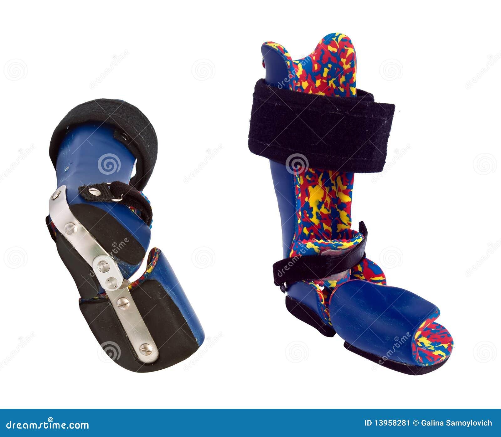 Orthopedic Equipment Stock Image Image Of Brace Small
