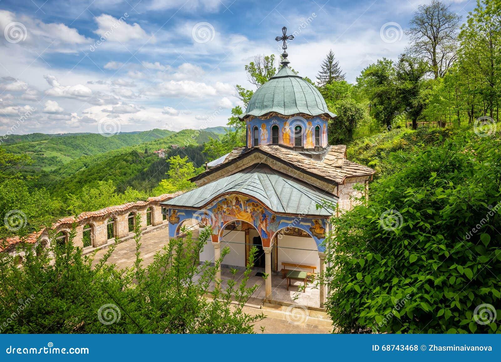 Ortodoksyjny monaster