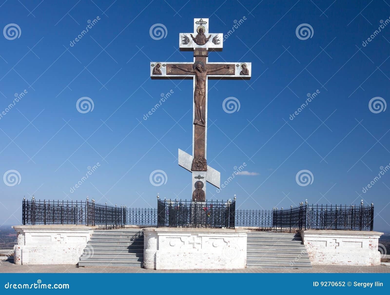 Ortodox russia för korsberg white