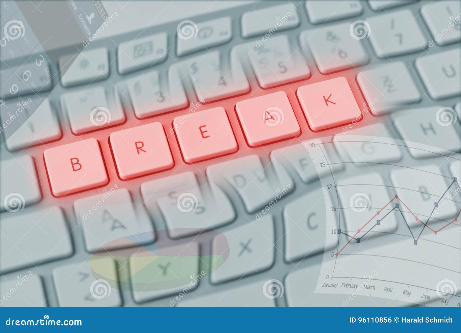 Ortografia deformata della tastiera di computer