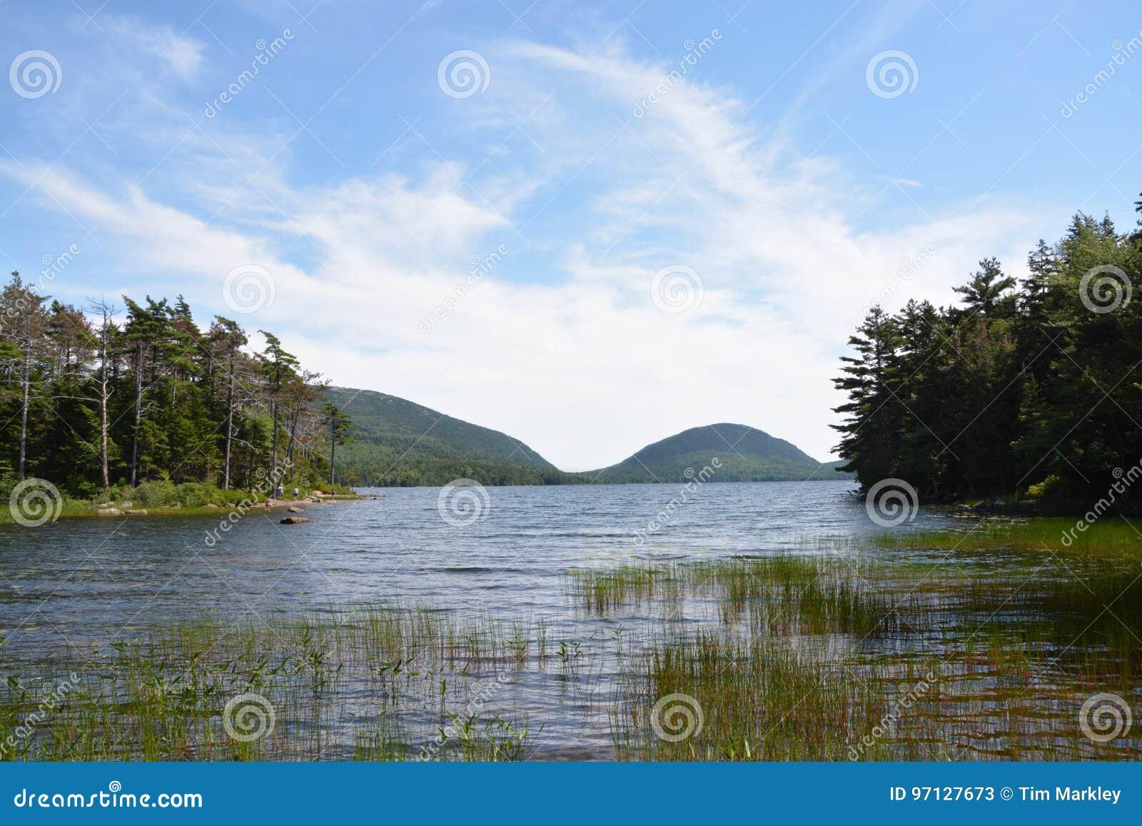 Orzeł jezioro
