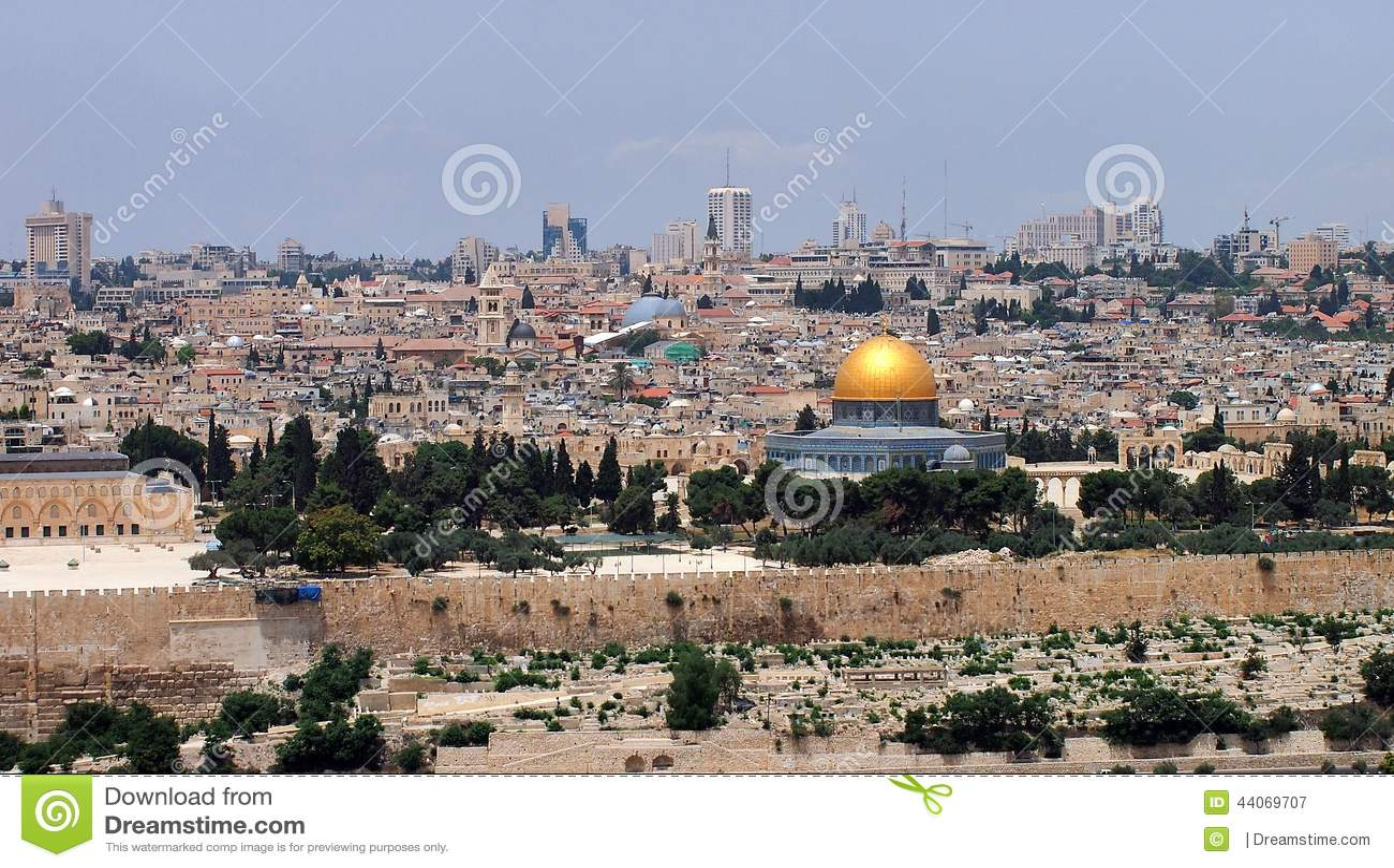 Osłony Jerusalem rock