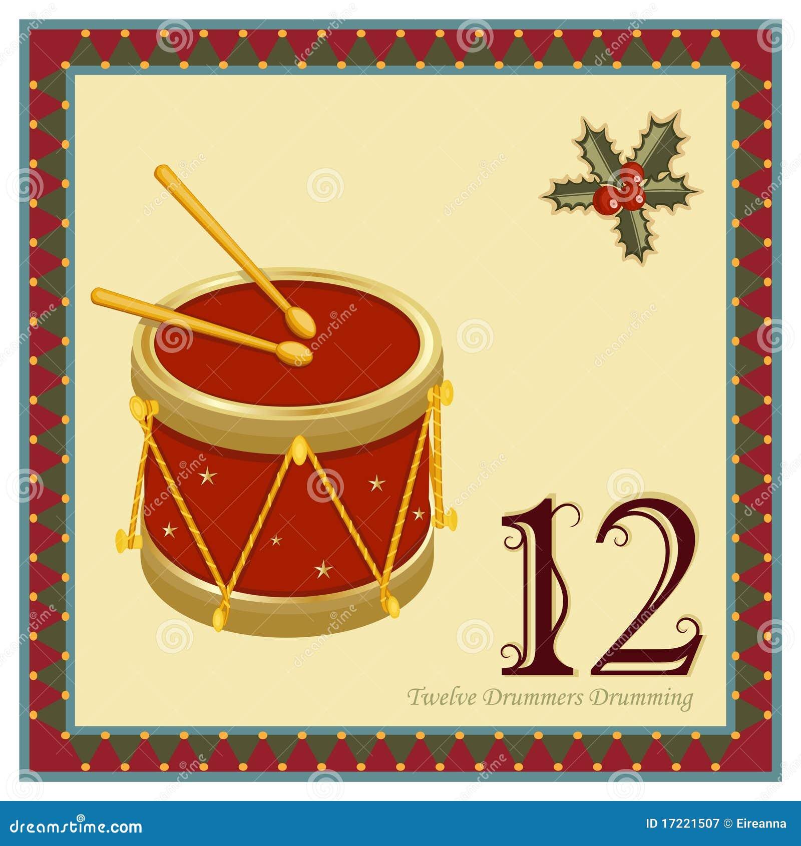 Os 12 dias do Natal