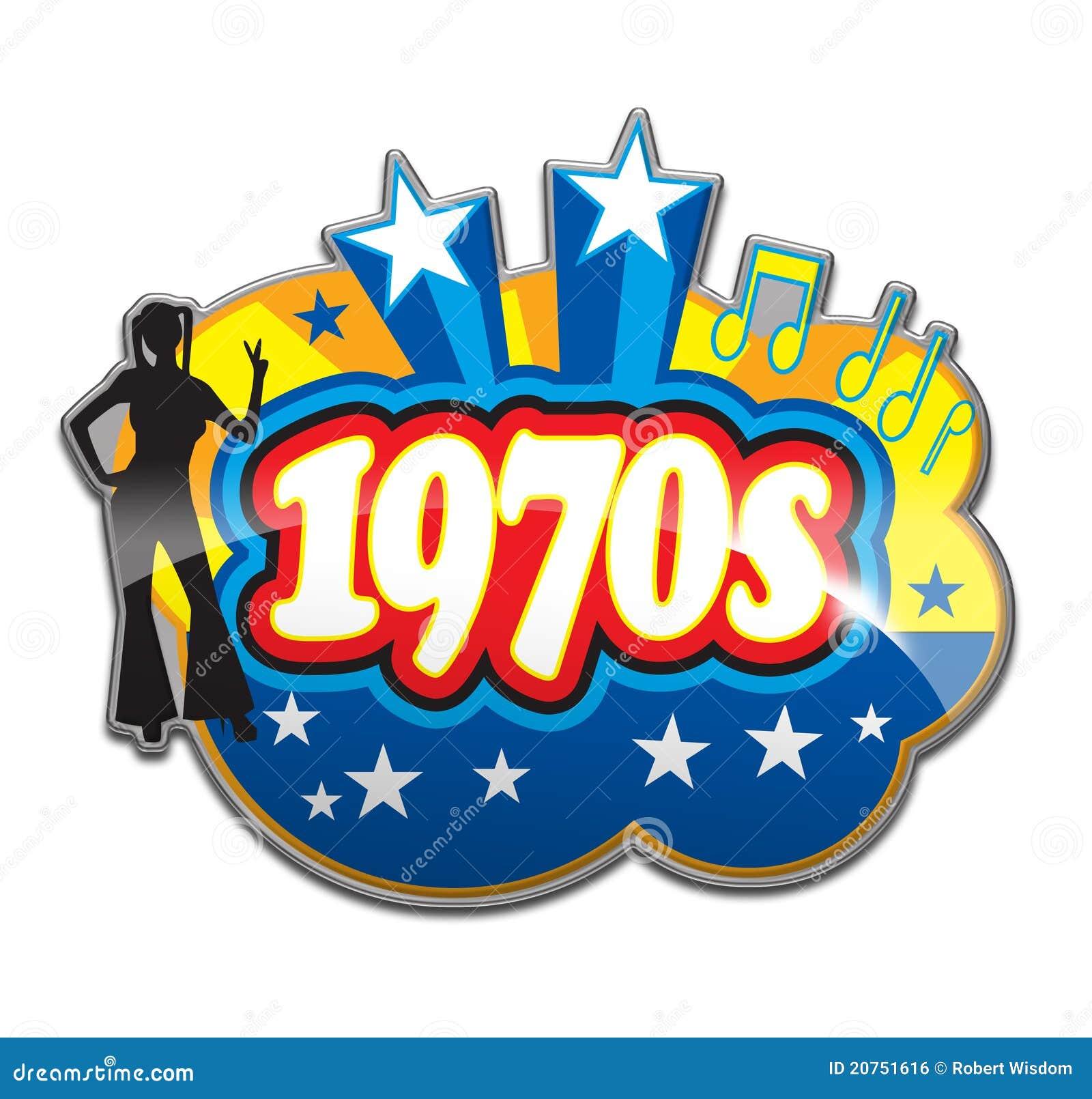 Os Anos 70 Imagem De Stock Royalty Free Imagem 20751616