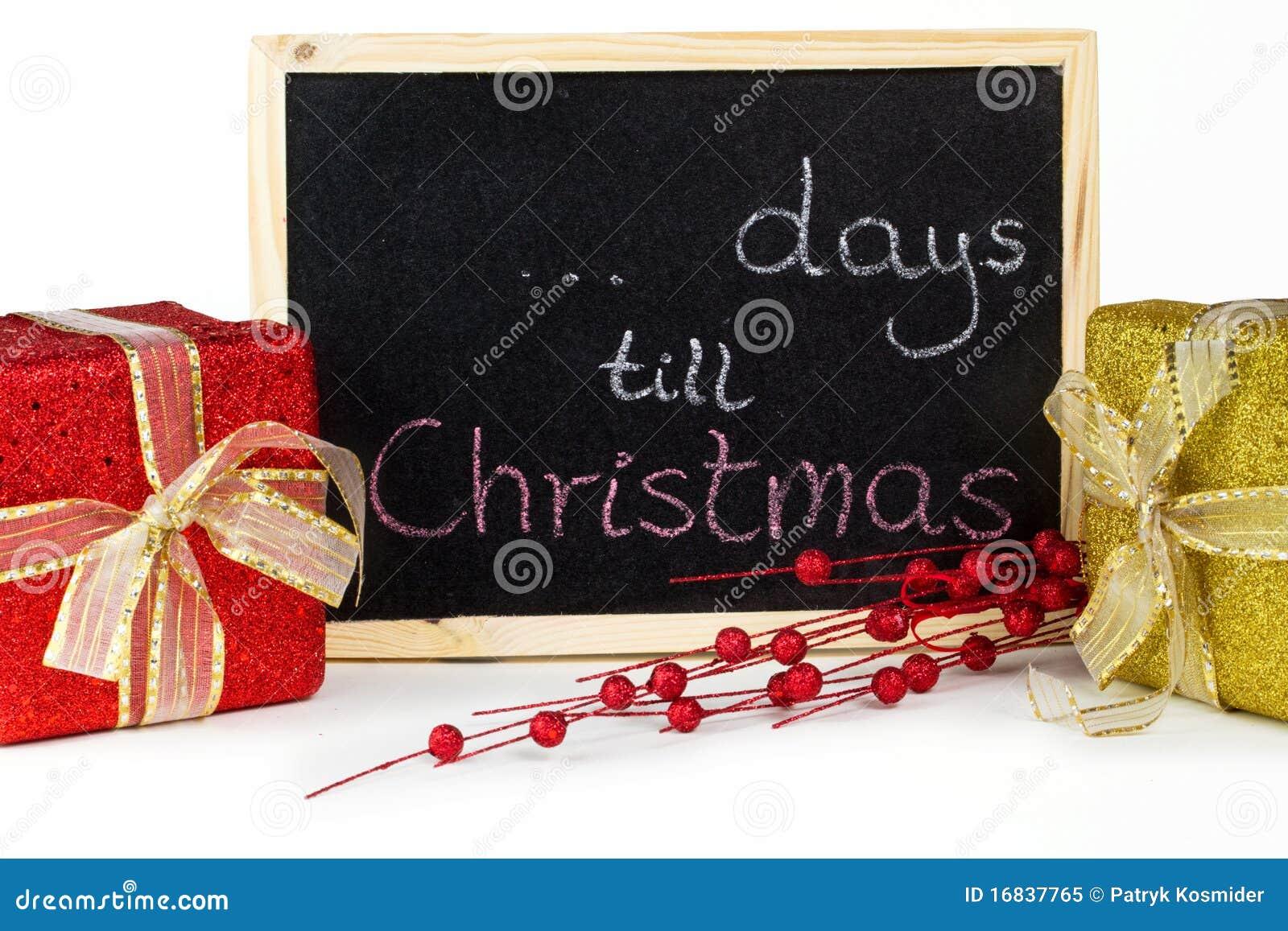 ? os dias lavram o Natal