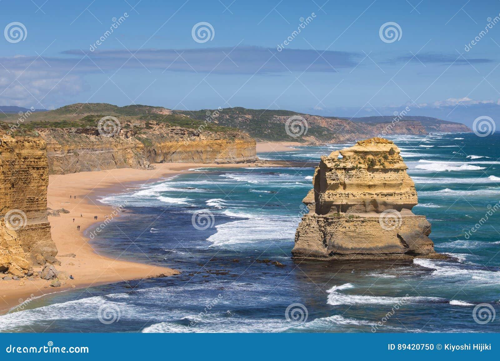 Os doze apóstolos, Victoria, Austrália