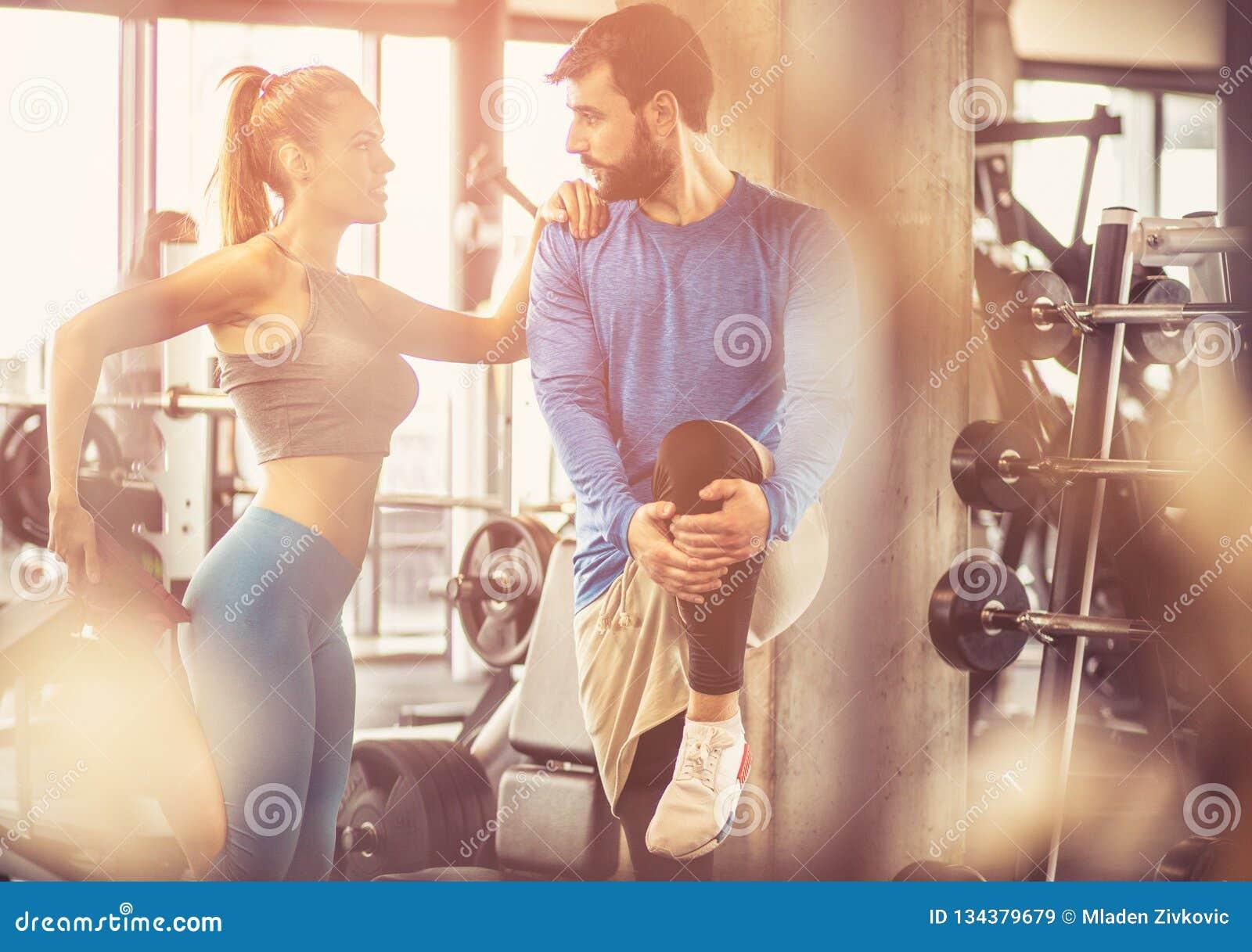 Os exercícios comuns são sempre mais fáceis e mais animado