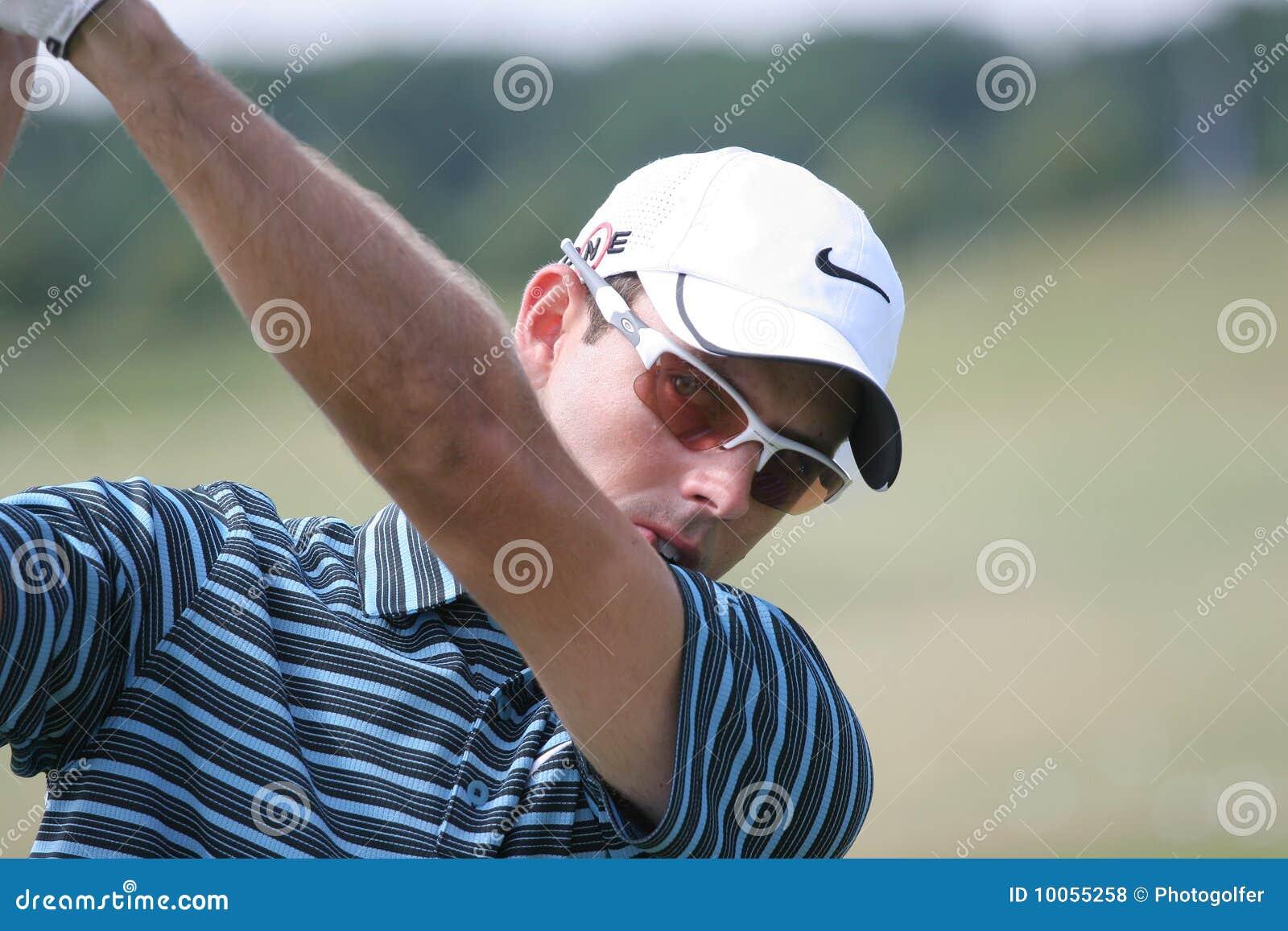 Os franceses do golfe de Charles Schwartzel (AFS) abrem 2009
