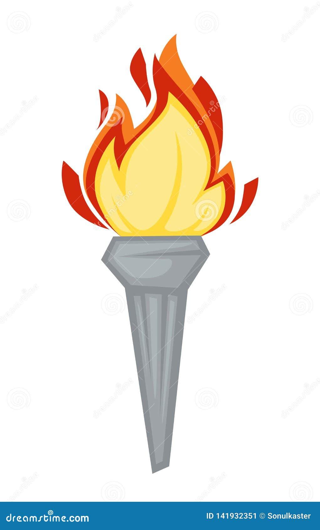 Os Jogos Olimpicos Gregos Do Simbolo Da Tocha Atribuem O Fogo Ou A