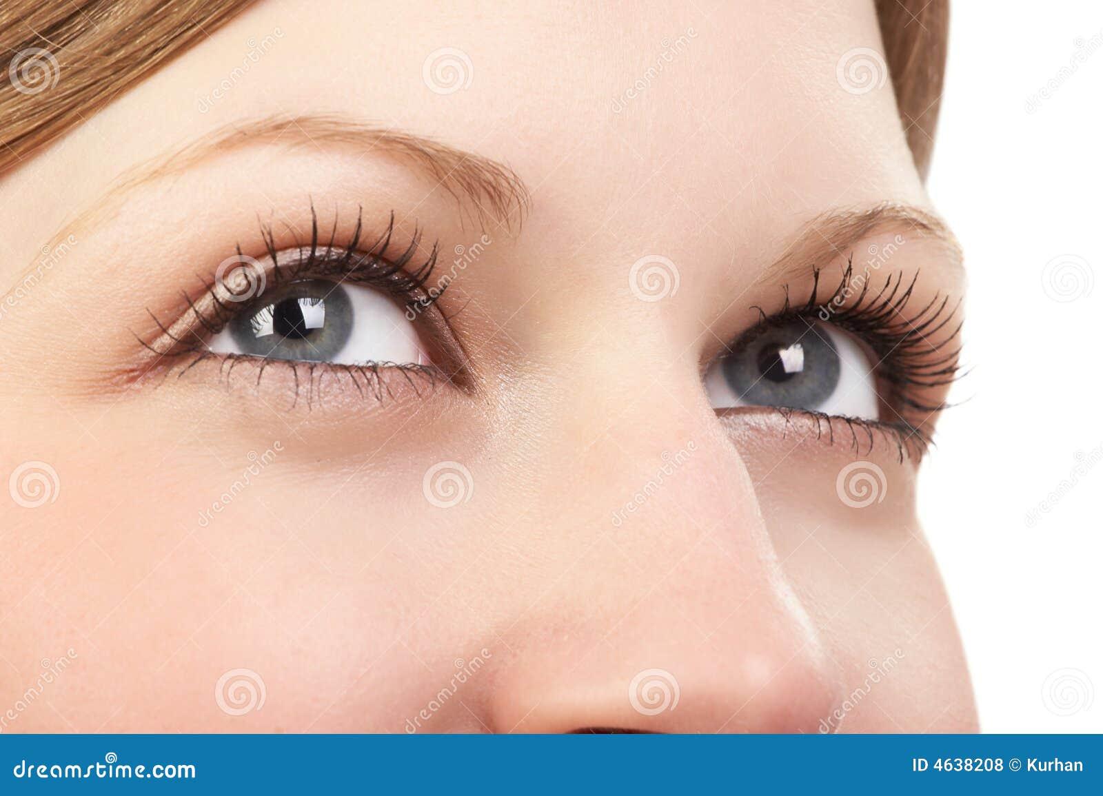 Os melhores olhos da mulher