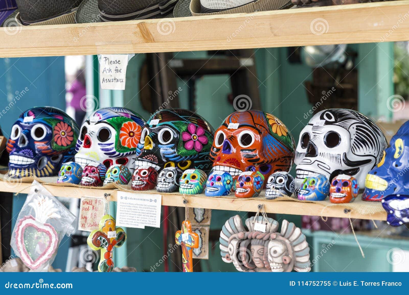 Os ofícios do mexicano