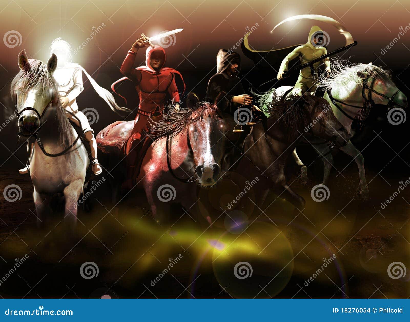 Os quatro cavaleiro do apocalipse