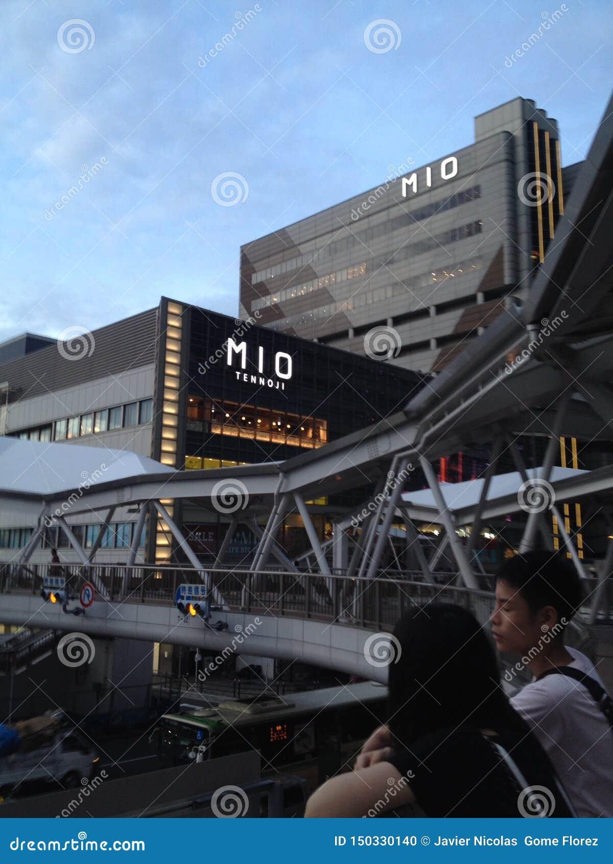 Osaka building mio