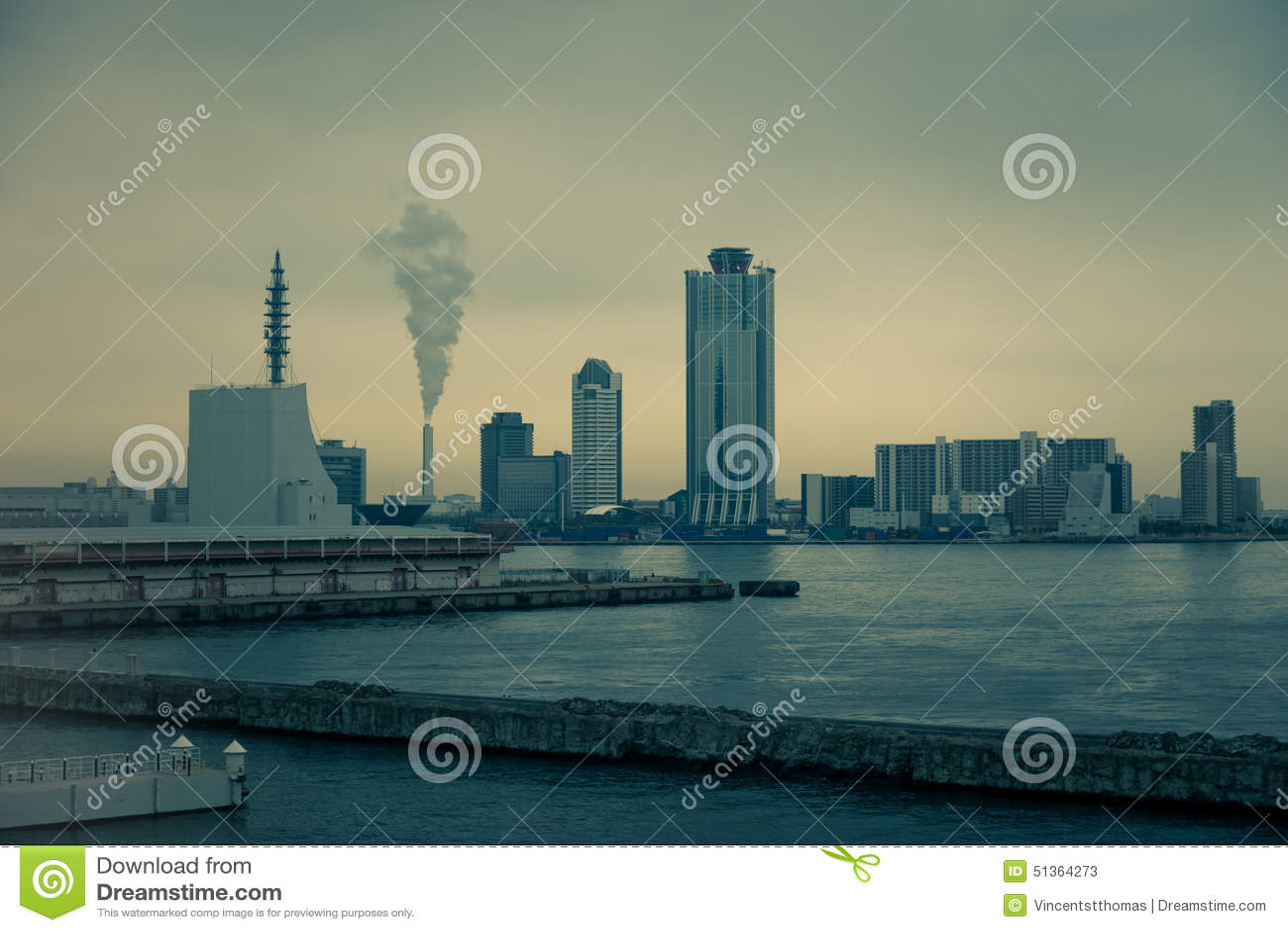Osaka Port