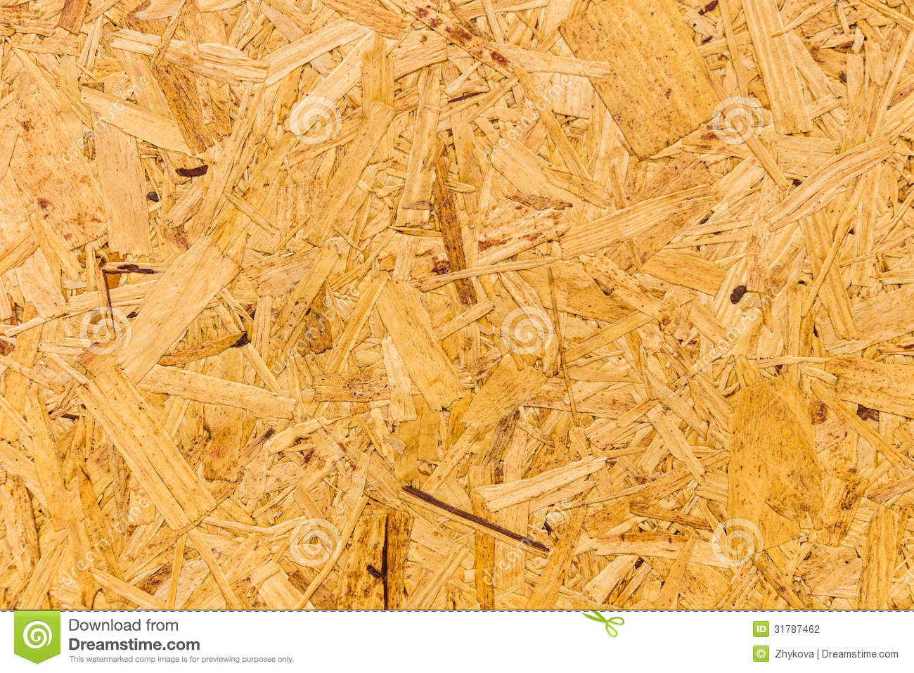 Oriented Strand Board : Osb oriented strand board stock photo image of material