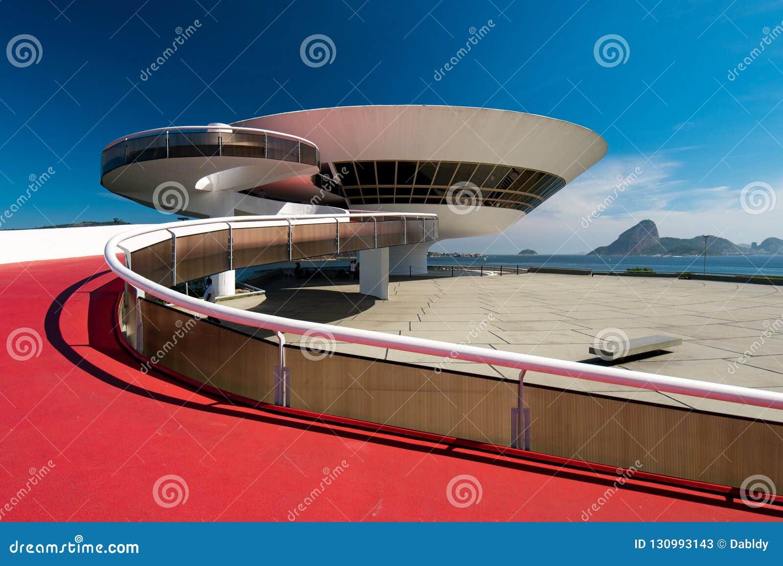 Oscar Niemeyer Contemporary Art Museum