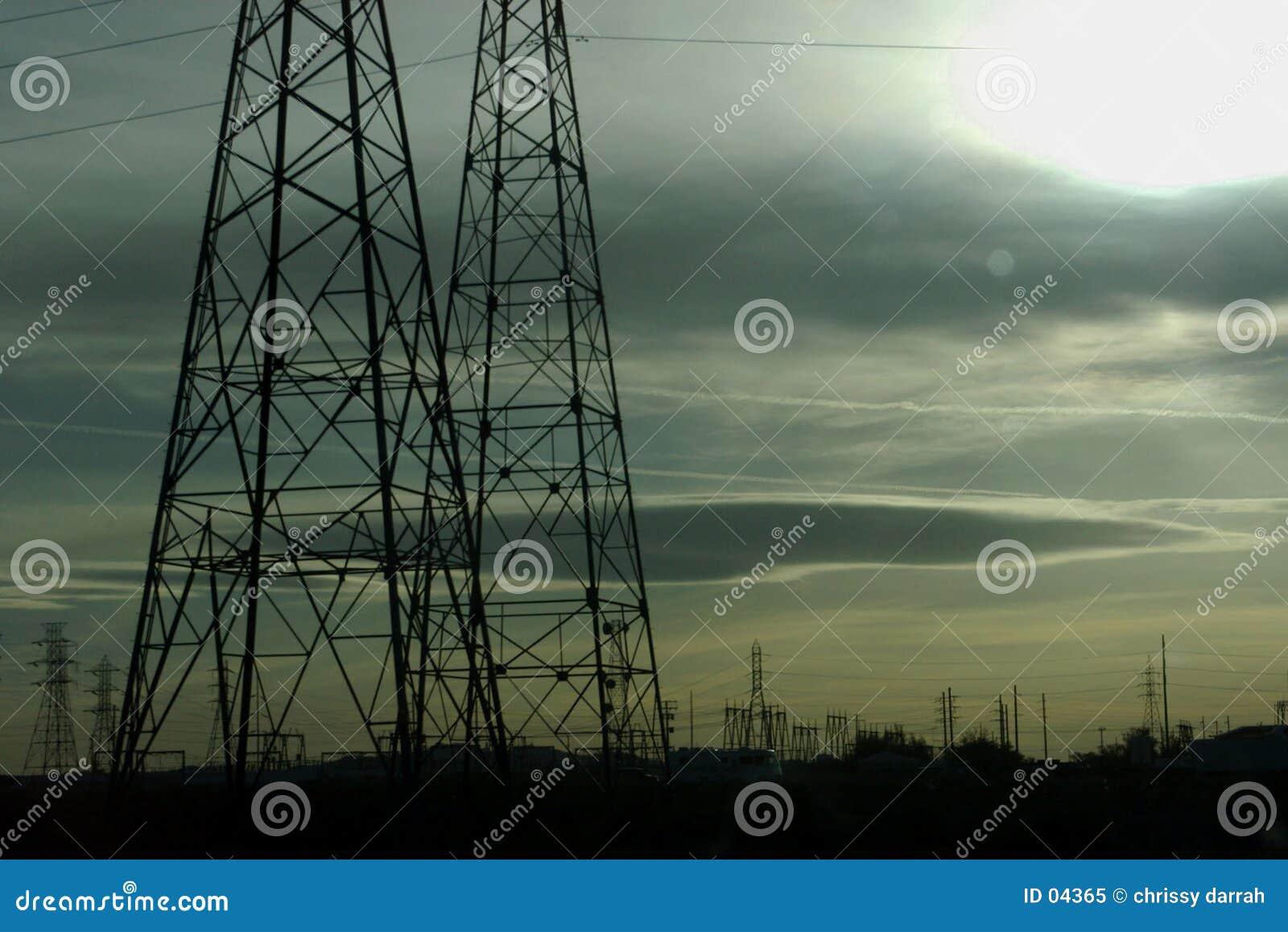 Oscuridad eléctrica