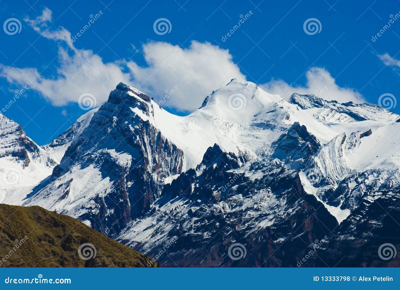 Osiąga szczyt śnieżnego