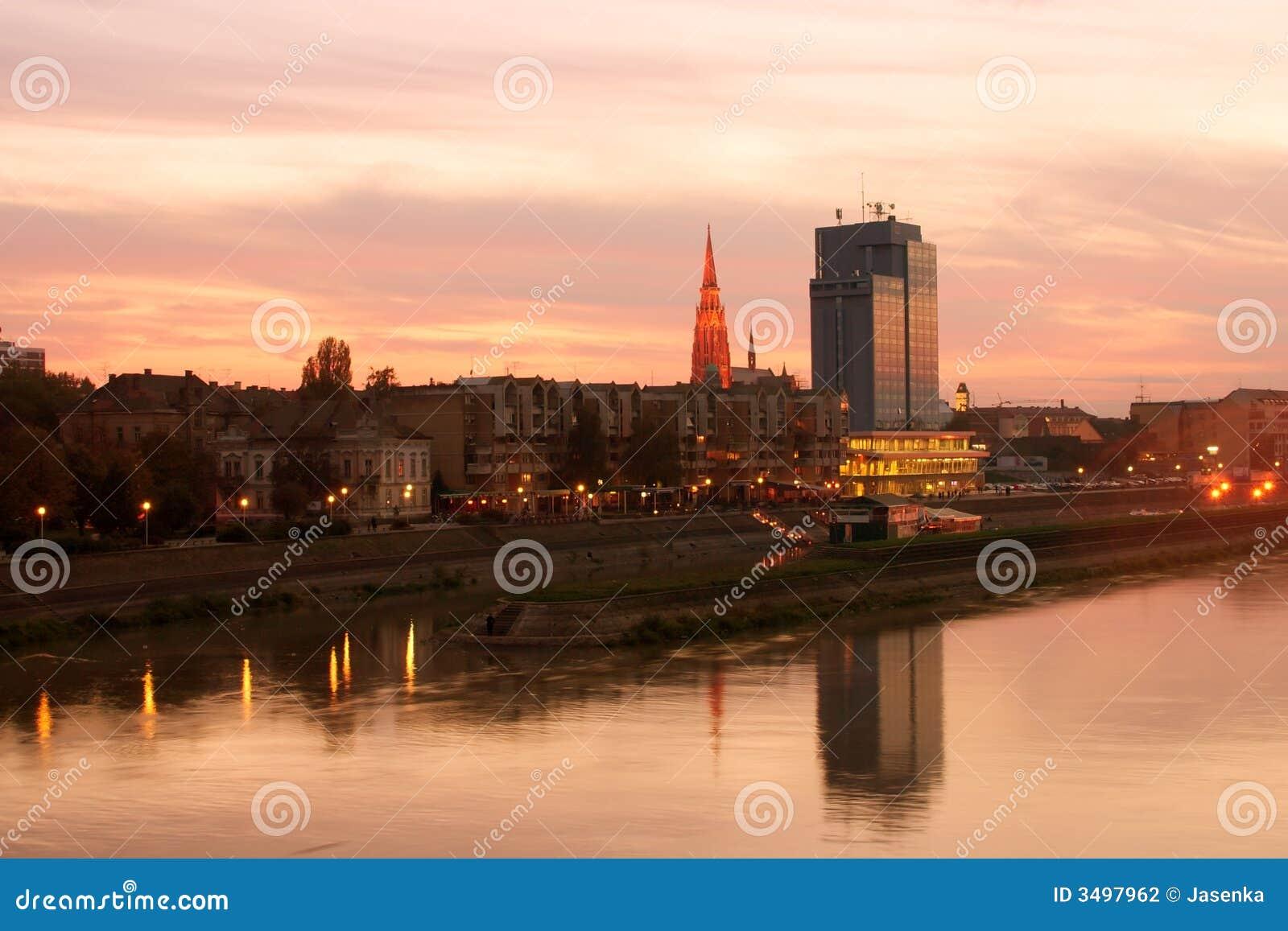 Osijek πόλη