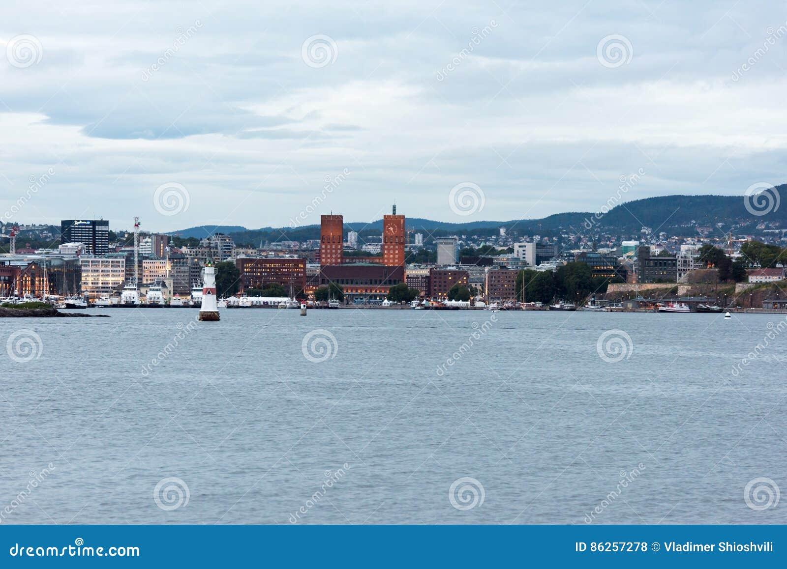 Oslo del centro