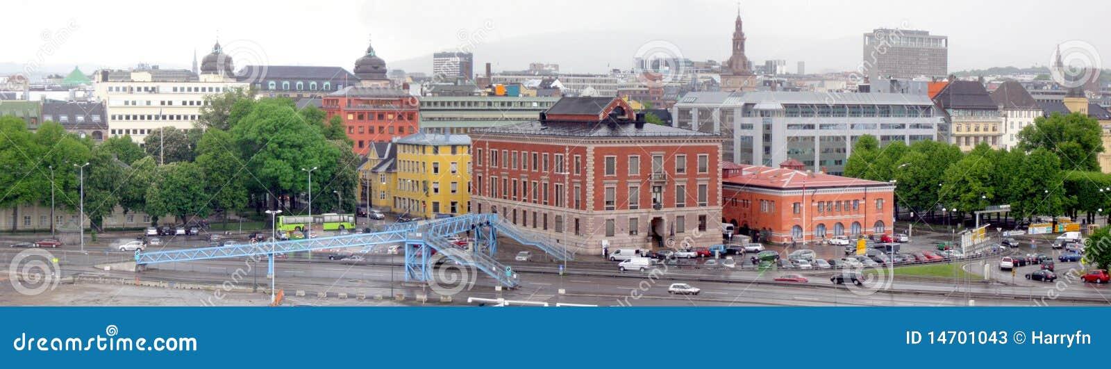 Oslo-Panorama