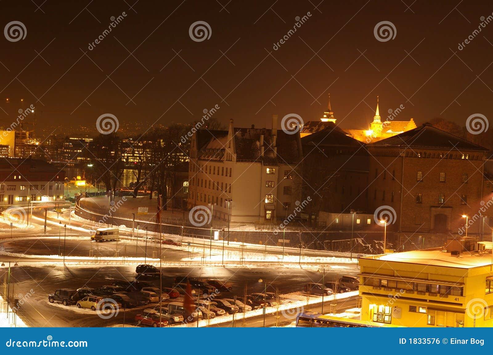 Oslo par Night