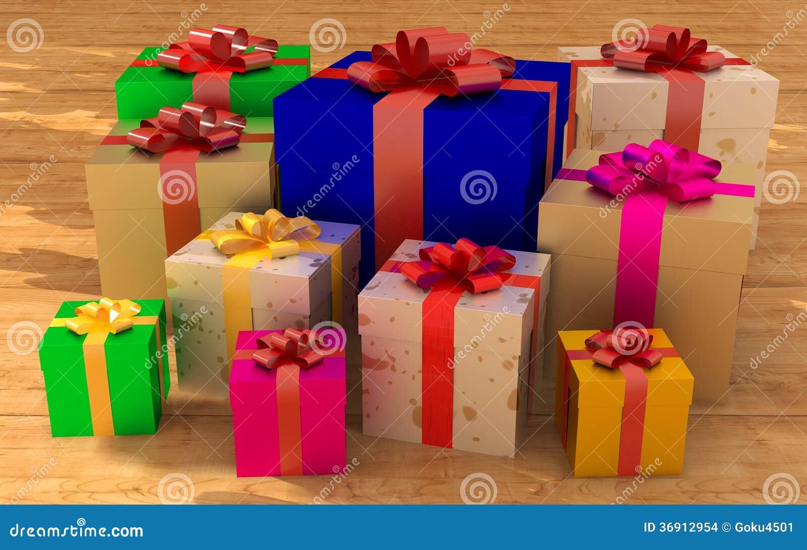 Osobistość prezenta pudełko