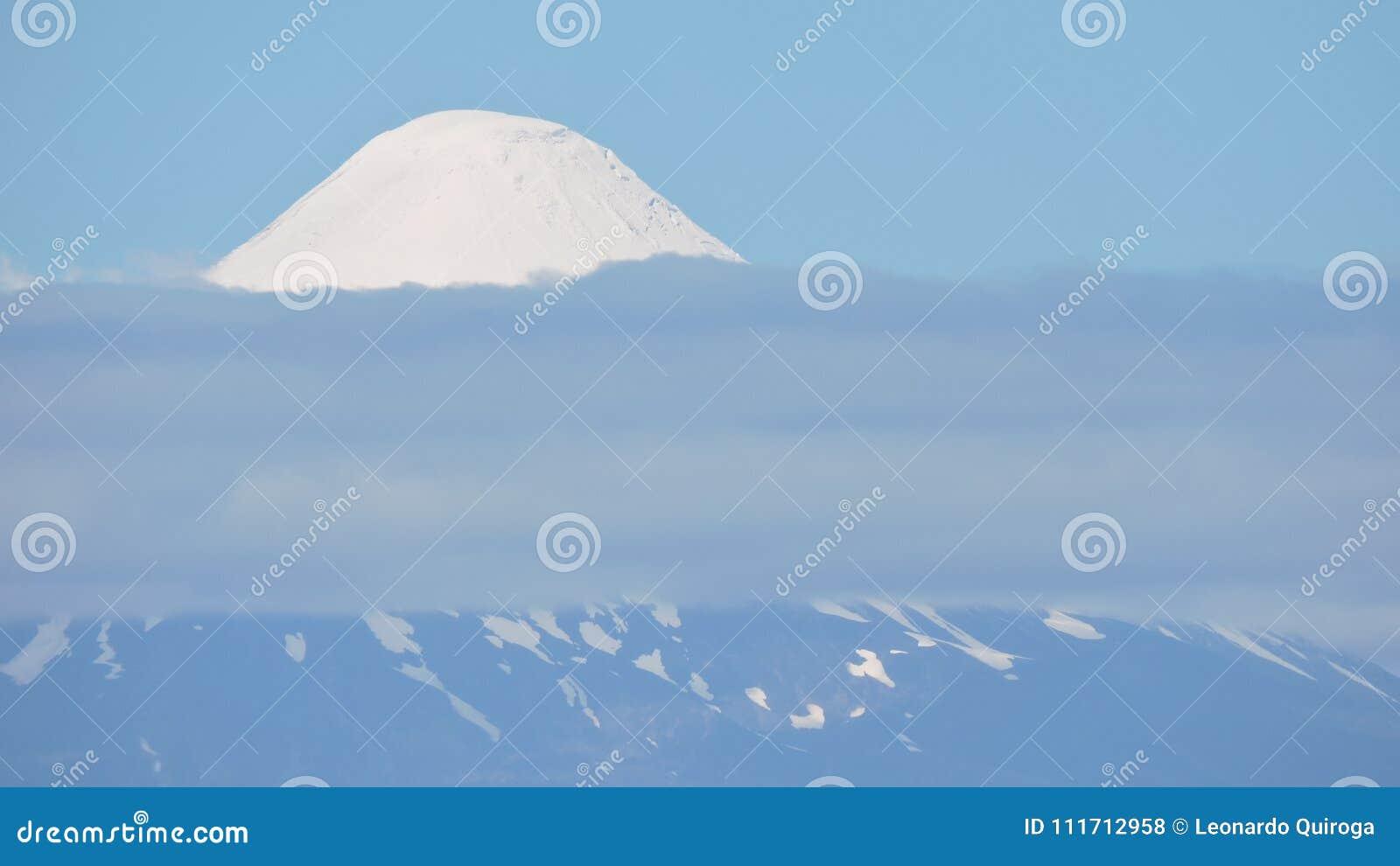 Osorno wulkan