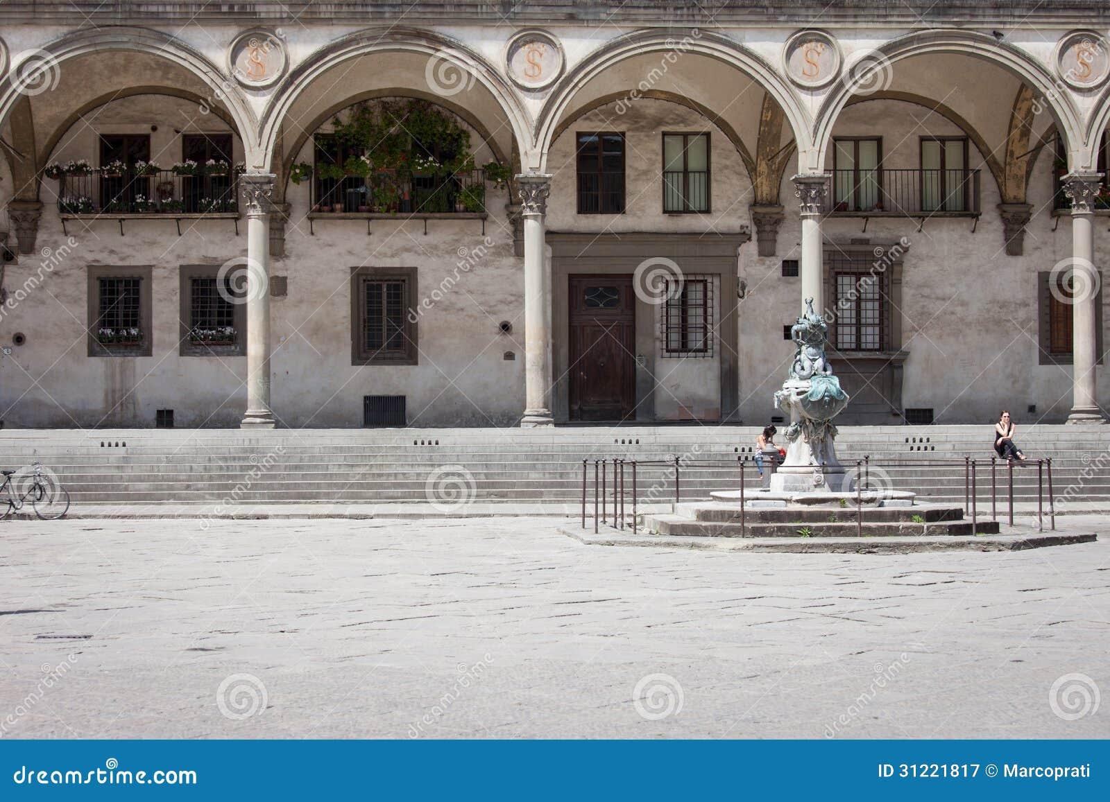 Ospedale degli Innocenti Florence