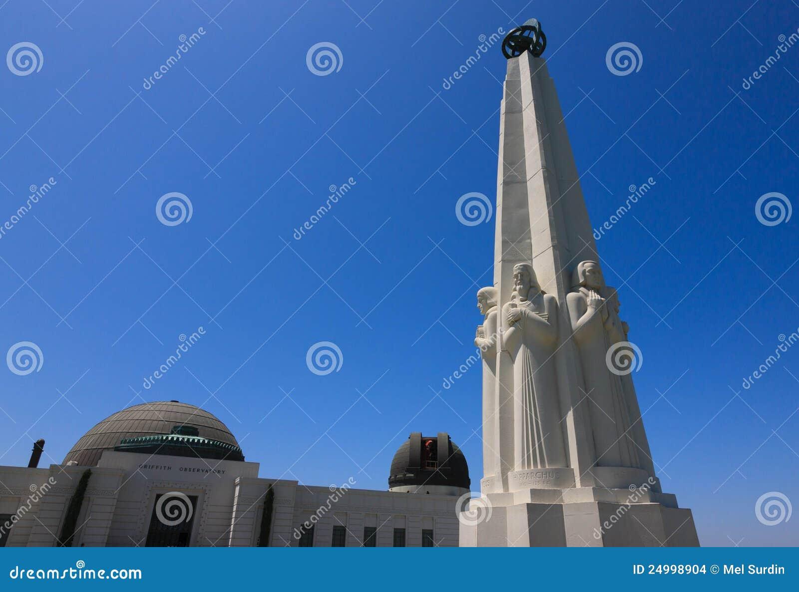 Osservatorio della sosta del Griffith