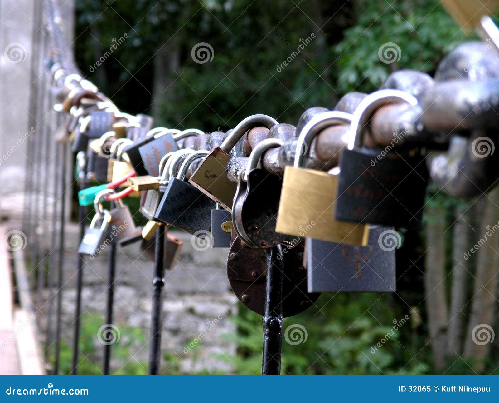 Download Ossessione del lucchetto immagine stock. Immagine di serrature - 32065