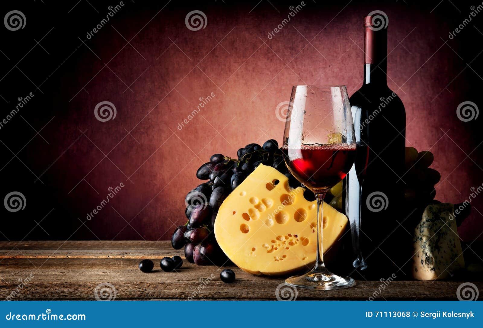 Ost till vin