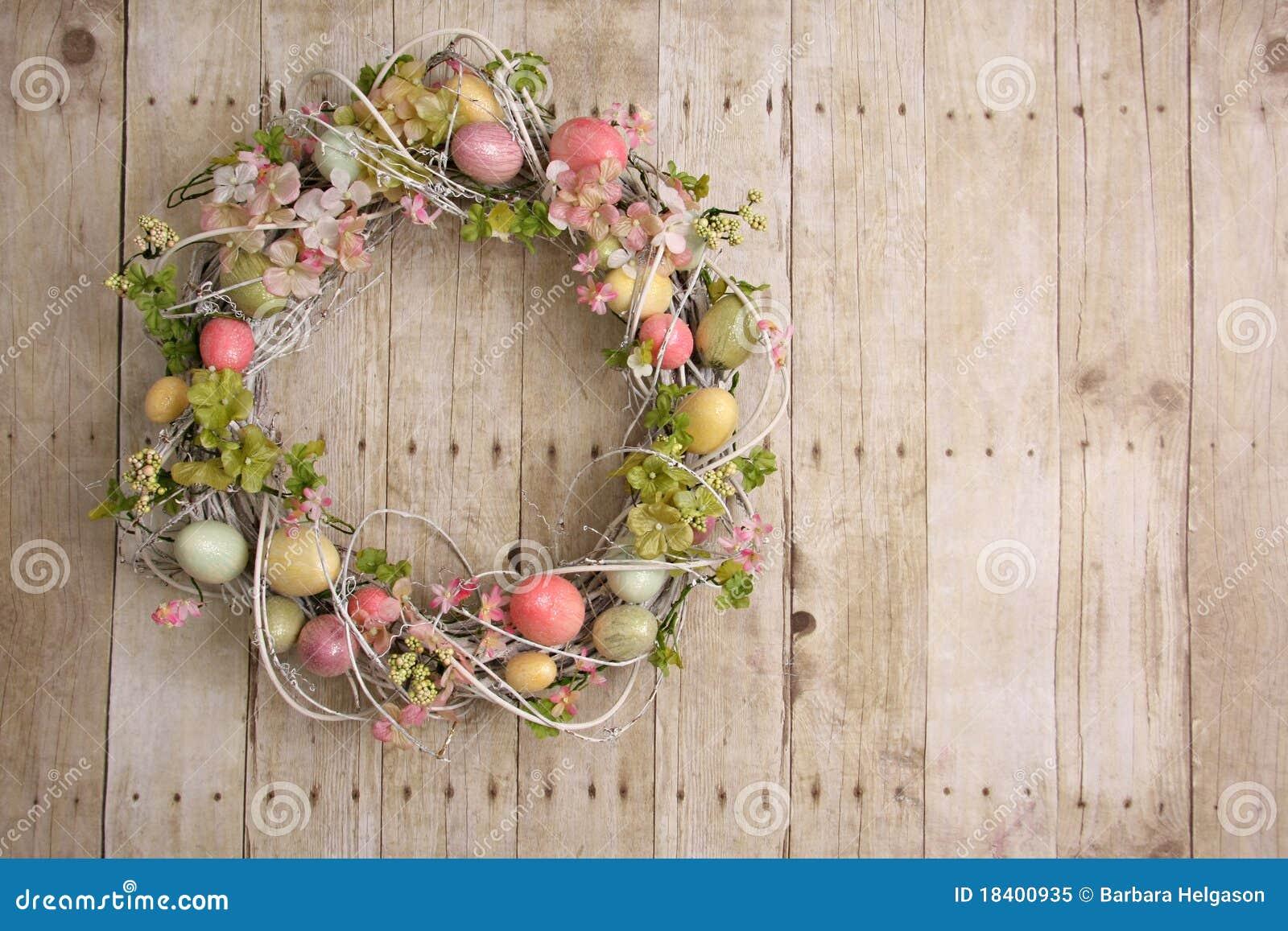Osterei Wreath